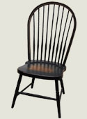Bowback Side Chair