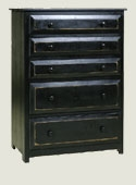 Colonial Highboy Chest