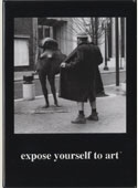 Expose Yourself to Art Magnet