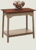 Garden Style Side Table