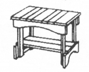 Side Table (style 4)
