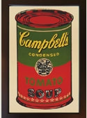 Soup Can (Green / Red)