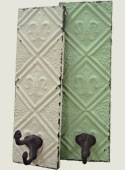 Ceiling Tin Wall Hooks